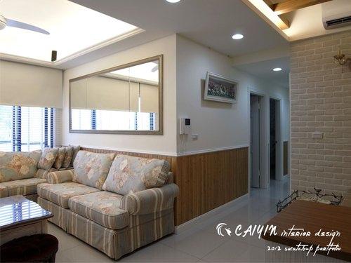 裝潢風水 室內設計 居家裝潢 餐除櫃設計 鞋櫃設計 隔間裝潢 客廳裝潢 (7).jpg