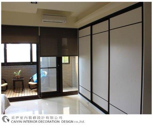 鋁框門設計 居家裝潢 室內設計 系統櫥櫃  大理石電視牆設計 (12).jpg
