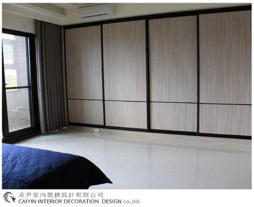 鋁框門設計 居家裝潢 室內設計 系統櫥櫃  大理石電視牆設計 (10).jpg