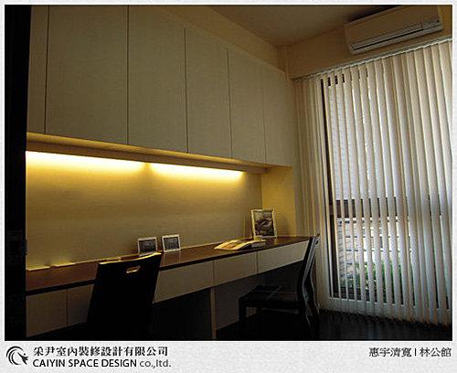 台中系統櫃 居家裝潢 室內設計 書櫃設計 書房裝潢  (1).bmp