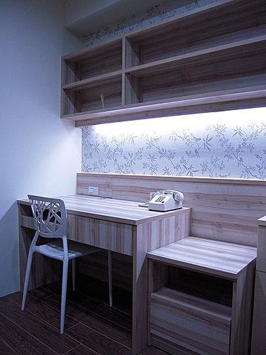 台中系統櫃 居家裝潢 室內設計 書櫃設計 書房裝潢  (5).jpg