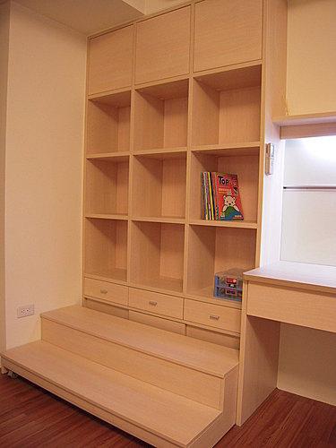 台中系統櫃 居家裝潢 室內設計 書櫃設計 書房裝潢  (9).jpg