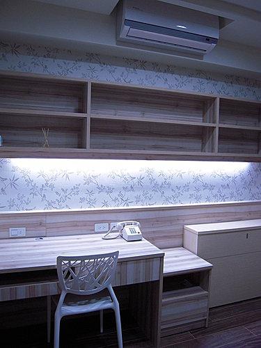 台中系統櫃 居家裝潢 室內設計 書櫃設計 書房裝潢  (15).jpg