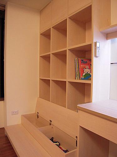系統櫃 居家裝潢 衣櫃設計 櫥櫃設計 訂製家具 (1)