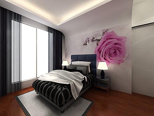 台中室內設計  客廳設計 電視牆裝潢 臥室設計 天花板裝潢 (3)