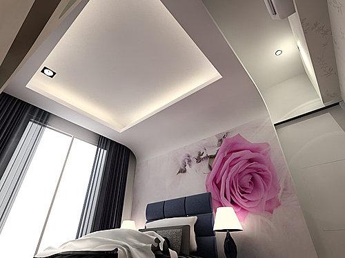 台中室內設計  客廳設計 電視牆裝潢 臥室設計 天花板裝潢 (7)