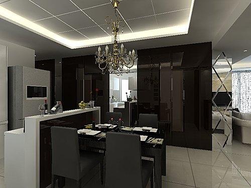 台中室內設計  客廳設計 電視牆裝潢 臥室設計 天花板裝潢 (5)