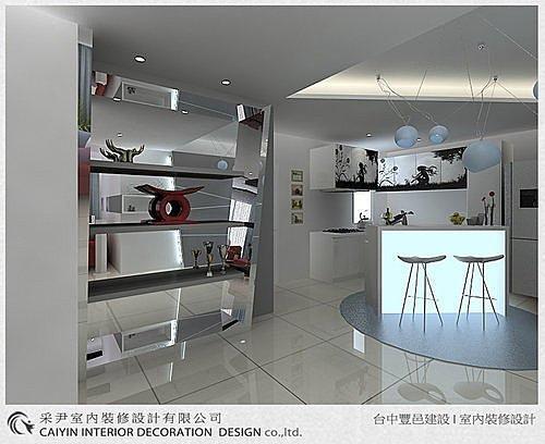 吧檯設計系統櫃 書櫃設計 衣櫃設計 壁面設計 電視牆裝潢 (1).jpg