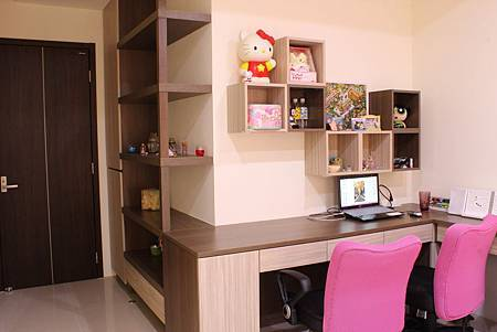 書房設計 DUWA朵瓦櫥櫃 台中室內設計 居客廳設計 住宅設計 居家裝潢 (27).JPG