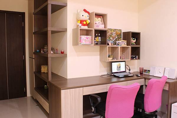 書房設計 DUWA朵瓦櫥櫃 台中室內設計 居客廳設計 住宅設計 居家裝潢 (28).JPG