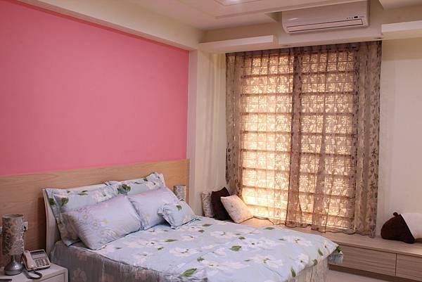 臥室設計 系統櫃 衣櫃設計 住宅設計 (10).JPG
