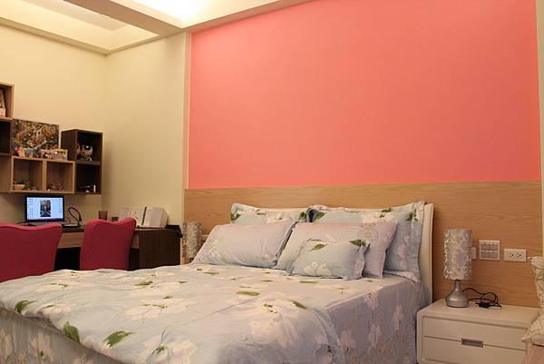 臥室設計 系統櫃 衣櫃設計 住宅設計 (12).JPG