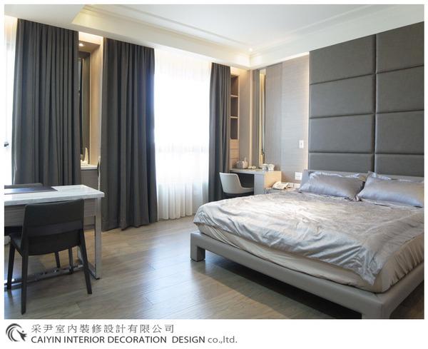 台中裝潢 臥室設計 系統櫃 居家裝潢 (2).jpg