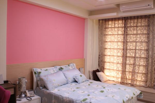 台中裝潢 臥室設計 系統櫃 居家裝潢 (5).jpg