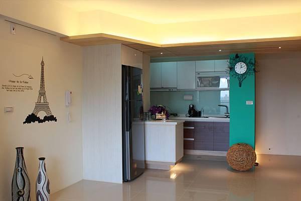 台中室內設計 居家裝潢 室內設計 玄關設計 系統櫃 客廳設計 (3).JPG