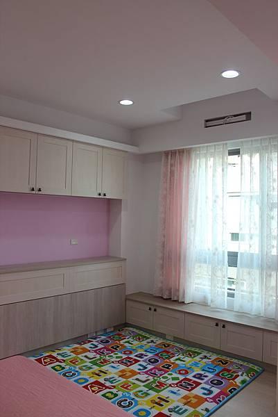 系統櫃 室內設計 居家裝潢 櫥櫃設計 兒童房設計 (1).JPG