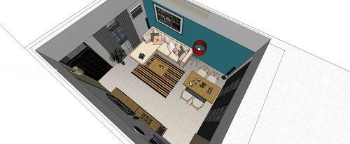 台中室內設計 系統櫃 客廳裝潢 餐廳裝潢  電視櫃 (1).jpg