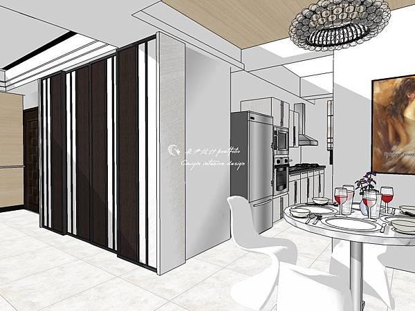 登陽建設 中山苑 室內設計 客餐設計  客廳設計 (15).jpg