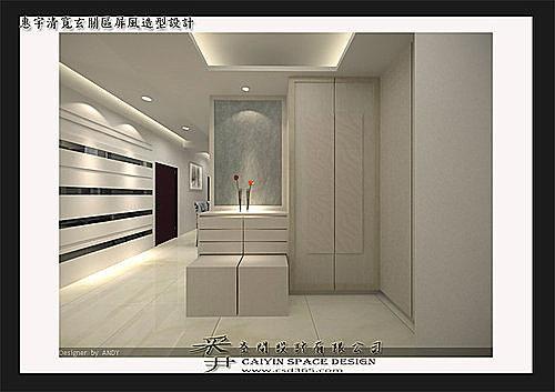 台中室內設計 系統櫃 玄關鞋櫃 (1).jpg