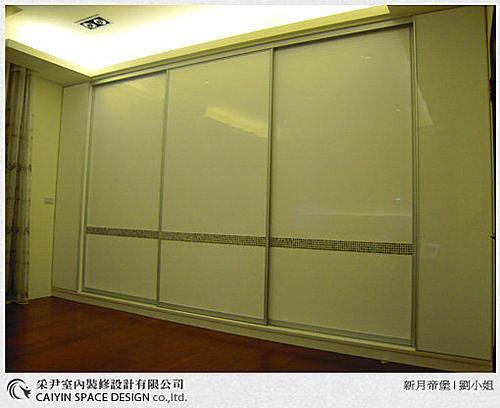 衣櫃設計 系統櫃設計 居家裝潢 訂製家具  推拉門設計 鋁框門設計 (7).jpg