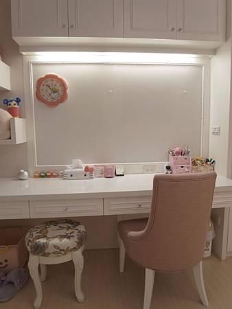 書櫃設計 書桌設計 系統櫃 女兒房設計 (6).JPG