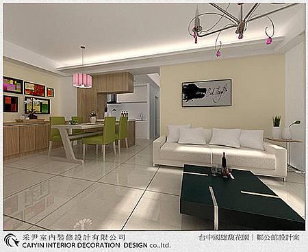 裝潢設計 書櫃設計 系統櫃設計 屏風設計 客廳設計 餐廳設計 (8).jpg