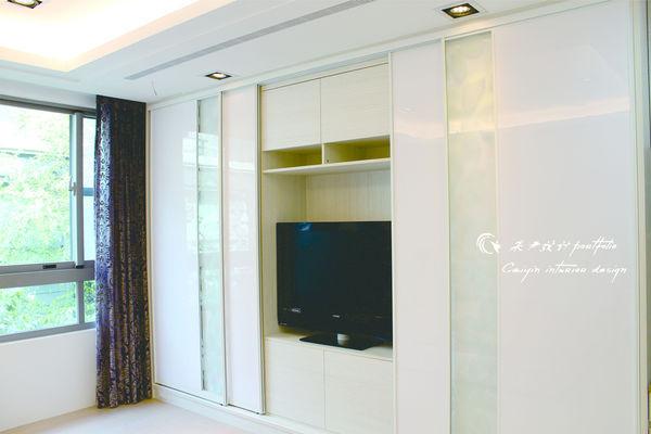 電視牆設計 居家裝潢 系統櫃 餐廳設計 (4)