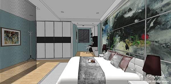 臥室空間設計04
