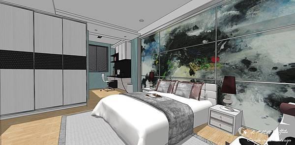 臥室空間設計05