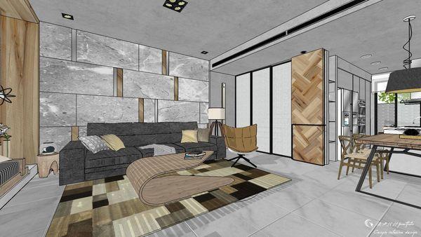 博星建設 泊心 客廳空間系統收納櫃設計.jpg