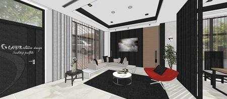 台中室內設計 現代禪風 客廳空間設計.jpg