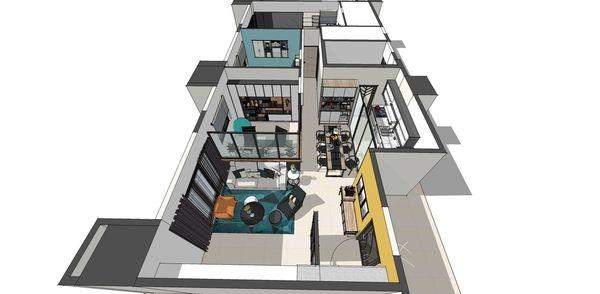 登陽建設 登陽廊香 室內規劃設計俯視圖.jpg