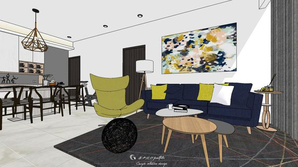 勝麗建設 雲天大地 客廳空間設計 (2).jpg