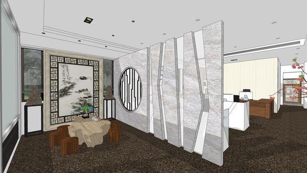 台中老屋翻新 辦公空間設計 玄關接待區設計.jpg