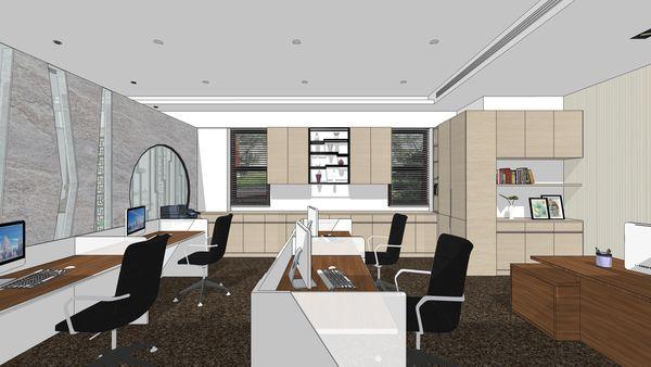 台中老屋翻新 辦公空間收納系統櫥櫃設計.jpg