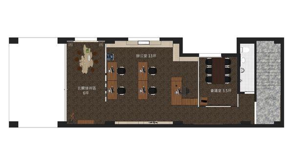 台中老屋翻新 辦公空間設計 室內規劃平面圖.jpg