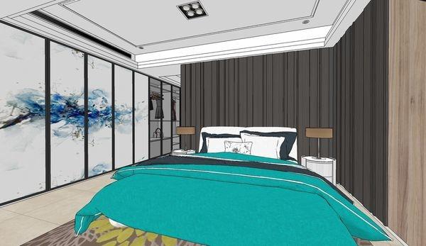 台南府都建設 DOUBLE 主臥室空間設計.jpg