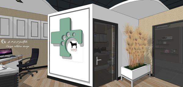 動物醫院室內設計 診療間設計.jpg