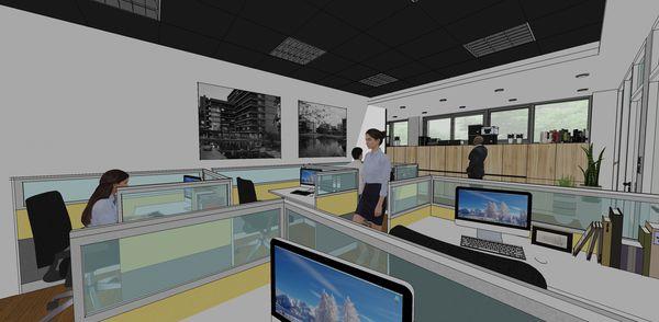 台中逢甲大學育成中心 辦公空間文件收納系統櫃設計.jpg
