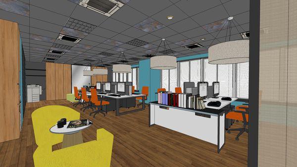 台中 商業空間辦公室設計 辦公區文件收納系統櫃設計.jpg