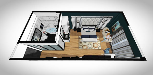 汽車旅館設計 室內空間設計規劃平面圖.jpg