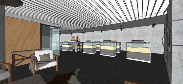 台中辦公室設計 造型天花板設計.jpg