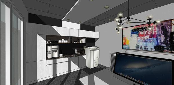 NISSAN辦公室設計 休閒區多功能收納系統櫃設計.jpg