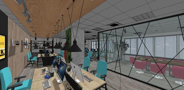 科技公司辦公室設計 辦公室收納系統櫃設計.jpg