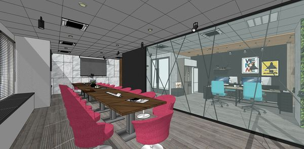科技公司辦公室設計 會議室空間設計.jpg