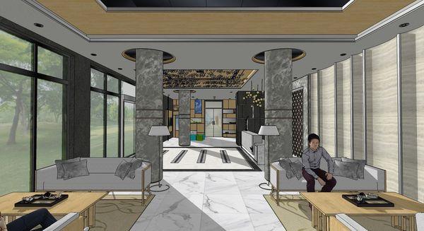 企業大廳設計 大廳等候區空間設計.jpg