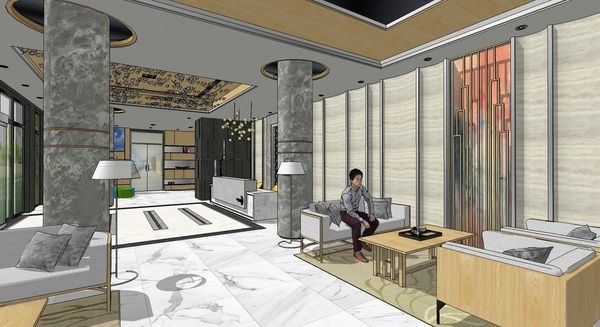 企業大廳設計 大廳空間接待空間設計 (2).jpg