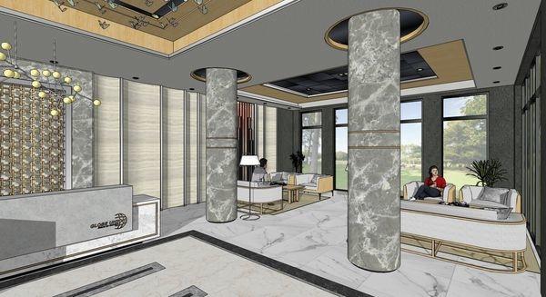 企業大廳設計 大廳空間圓柱設計 (2).jpg