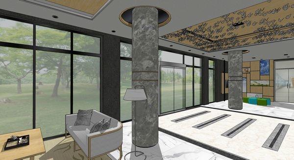 企業大廳設計 大廳空間入口設計.jpg