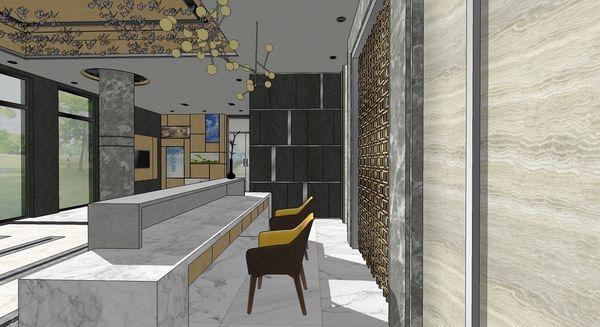 企業大廳設計 接待櫃台設計.jpg